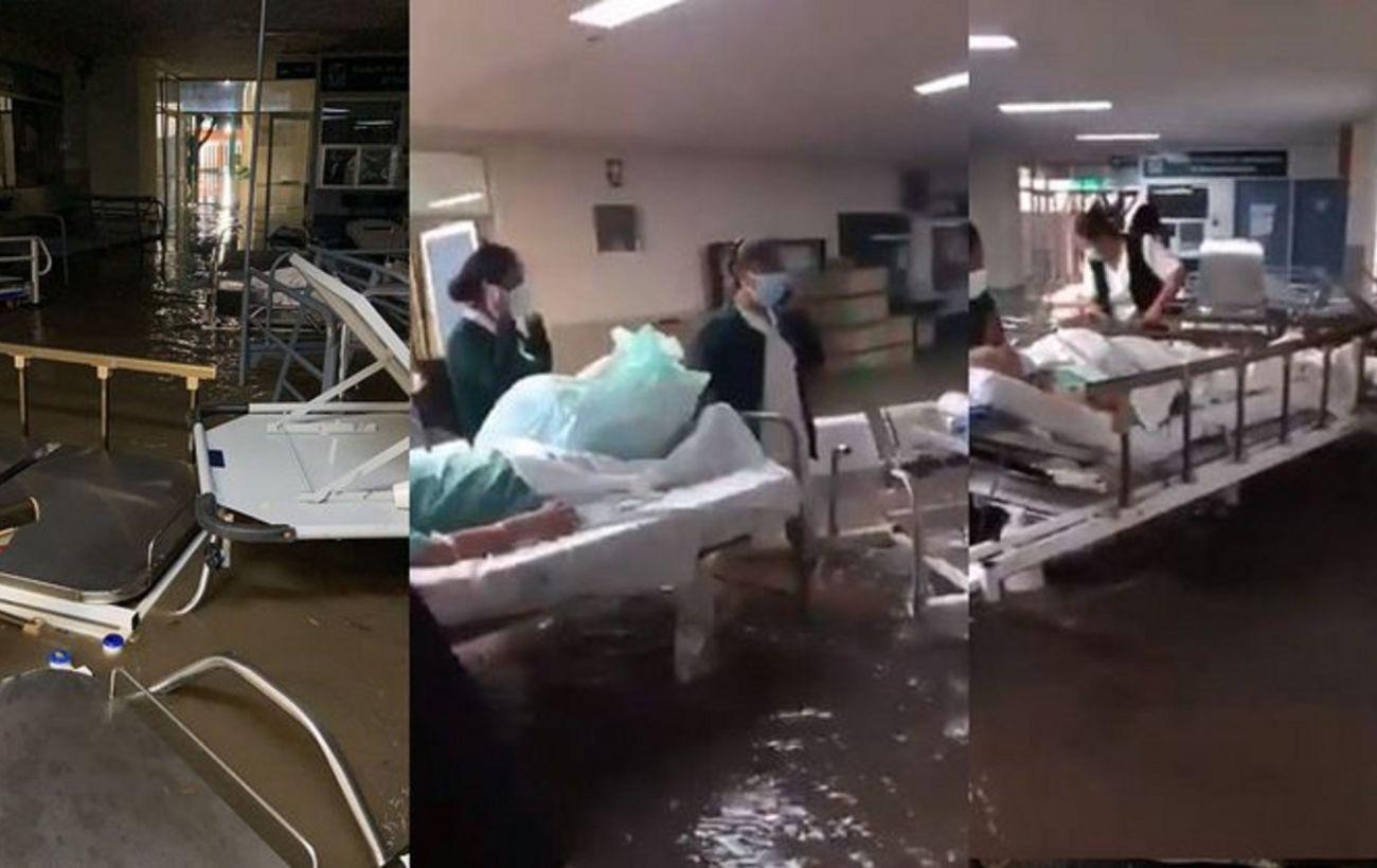 Президент Мексики сообщил о новых жертвах в затопленной больнице