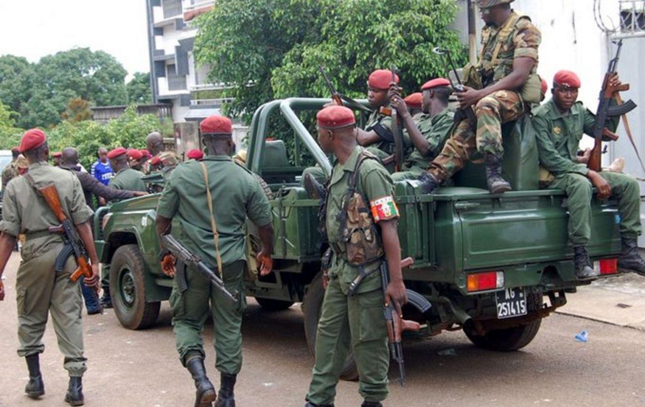 В Гвинее попытка переворота: на улицах столицы страны стрельба и военная техника