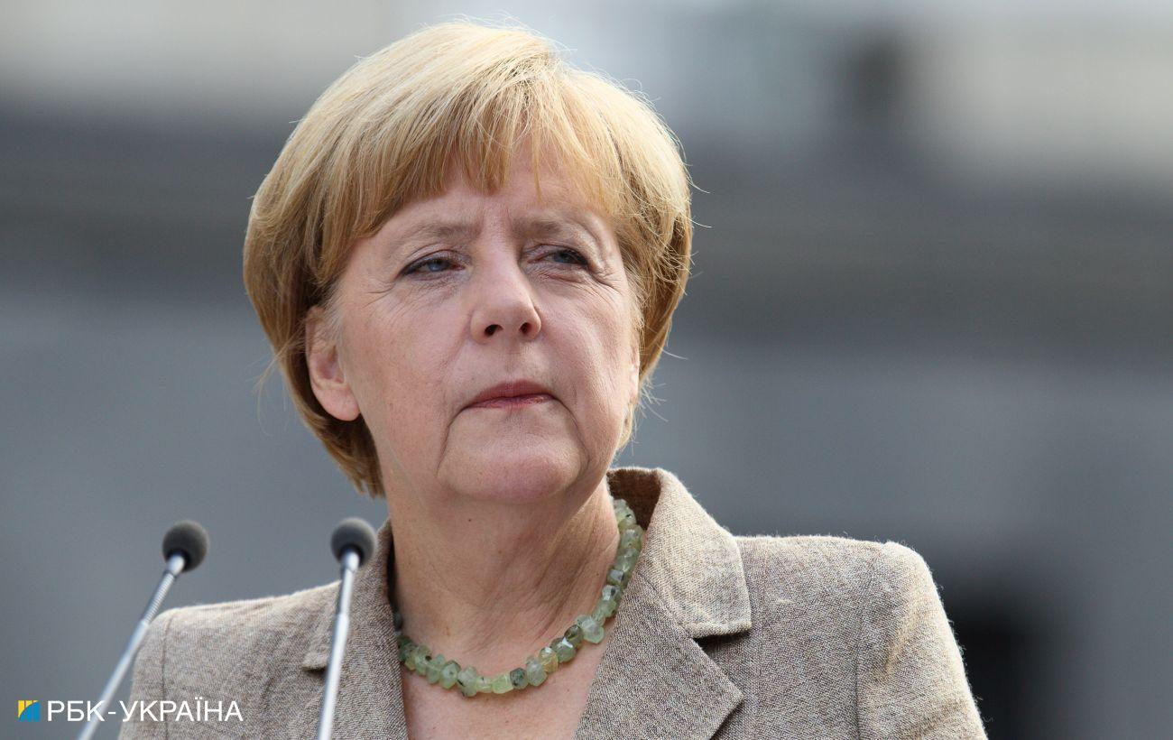 Меркель поддерживает