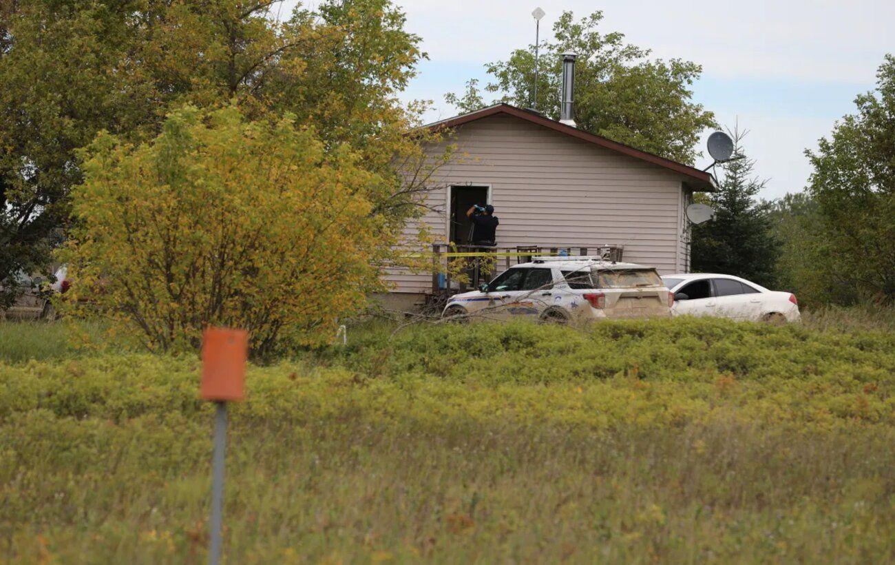 В Канаде в результате стрельбы в поселении индейцев погибли два человека