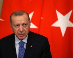 Эрдоган на заседании Генассамблеи ООН заявил, что Турция не признает аннексию Крыма