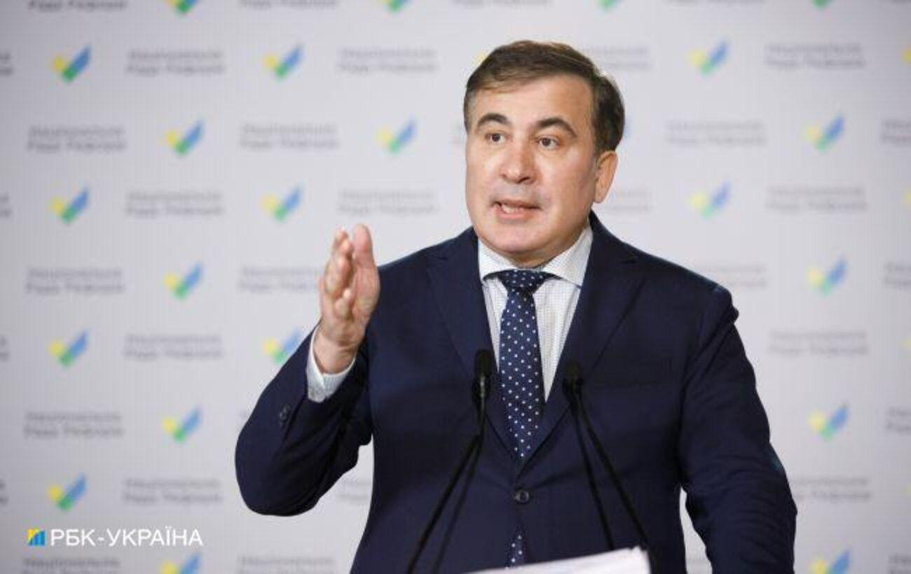 Грузинская оппозиция организовывает протесты за свободу Саакашвили