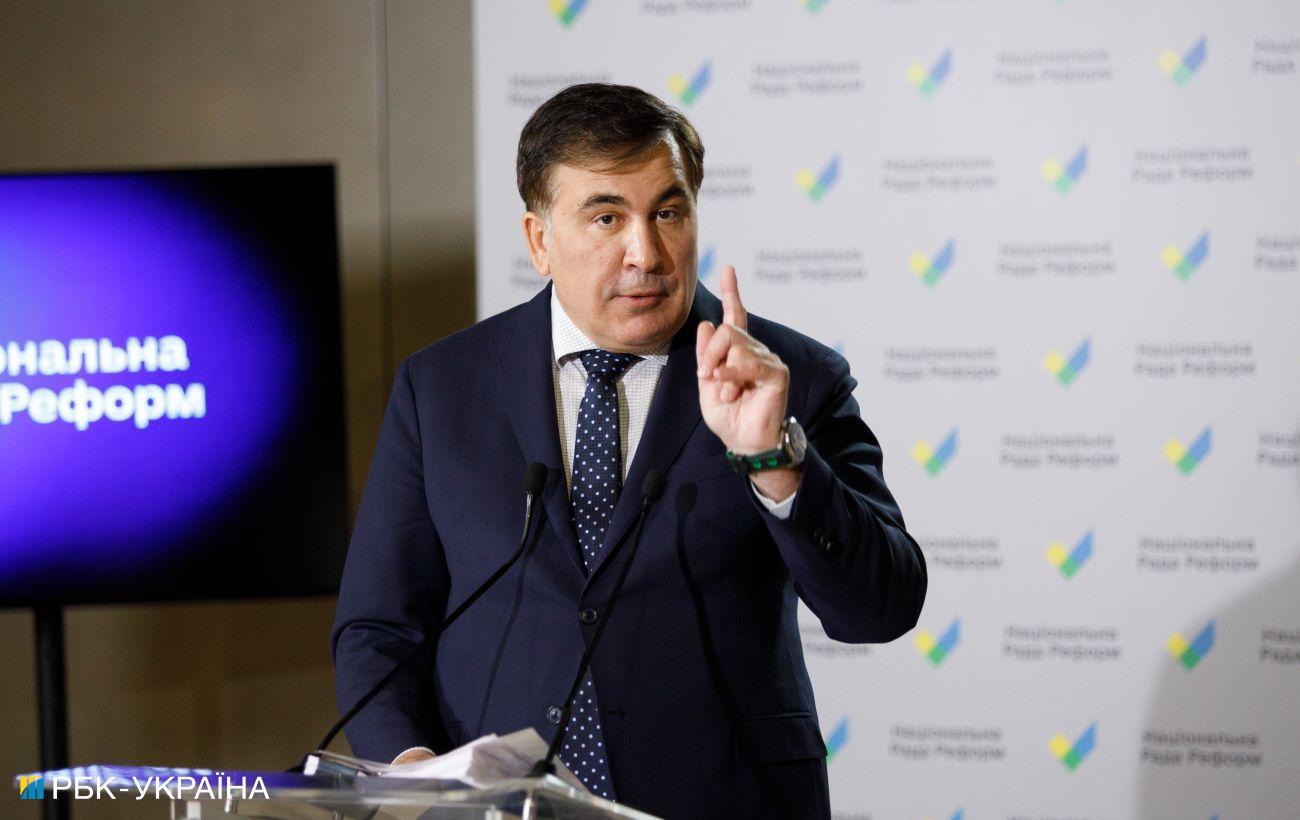 Грузия исключает обострение отношений с Украиной из-за ареста Саакашвили