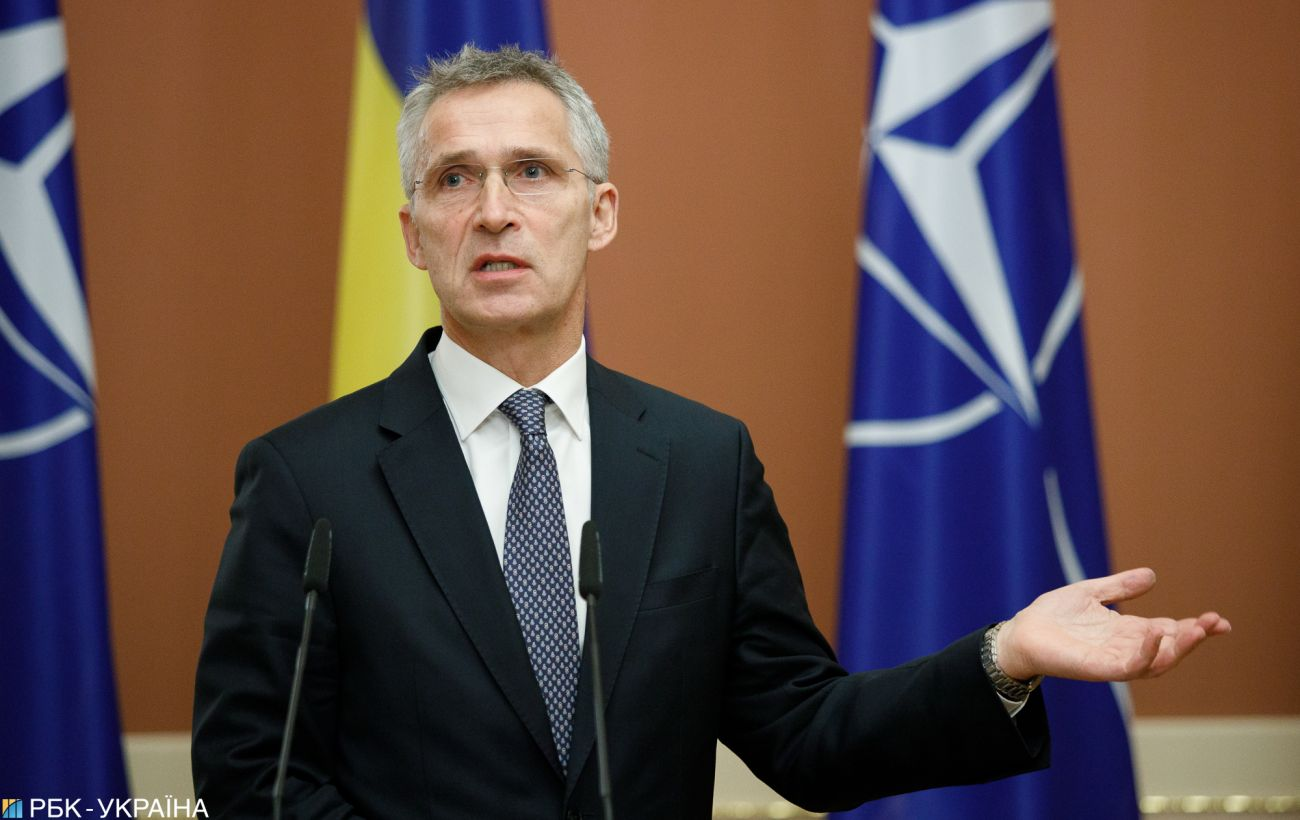 Столтенберг о вступлении Украины в НАТО: это произойдет, но не завтра
