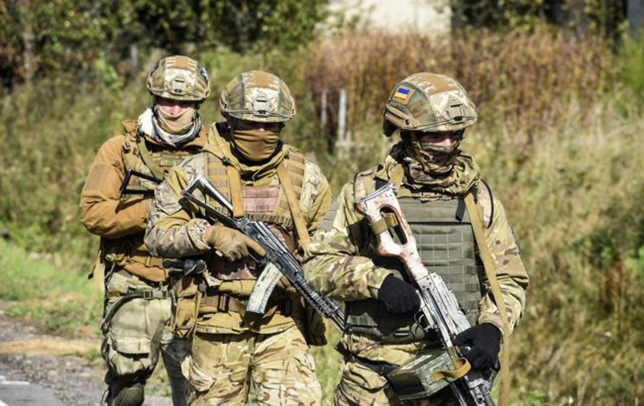 На Донбассе боевики один раз нарушили