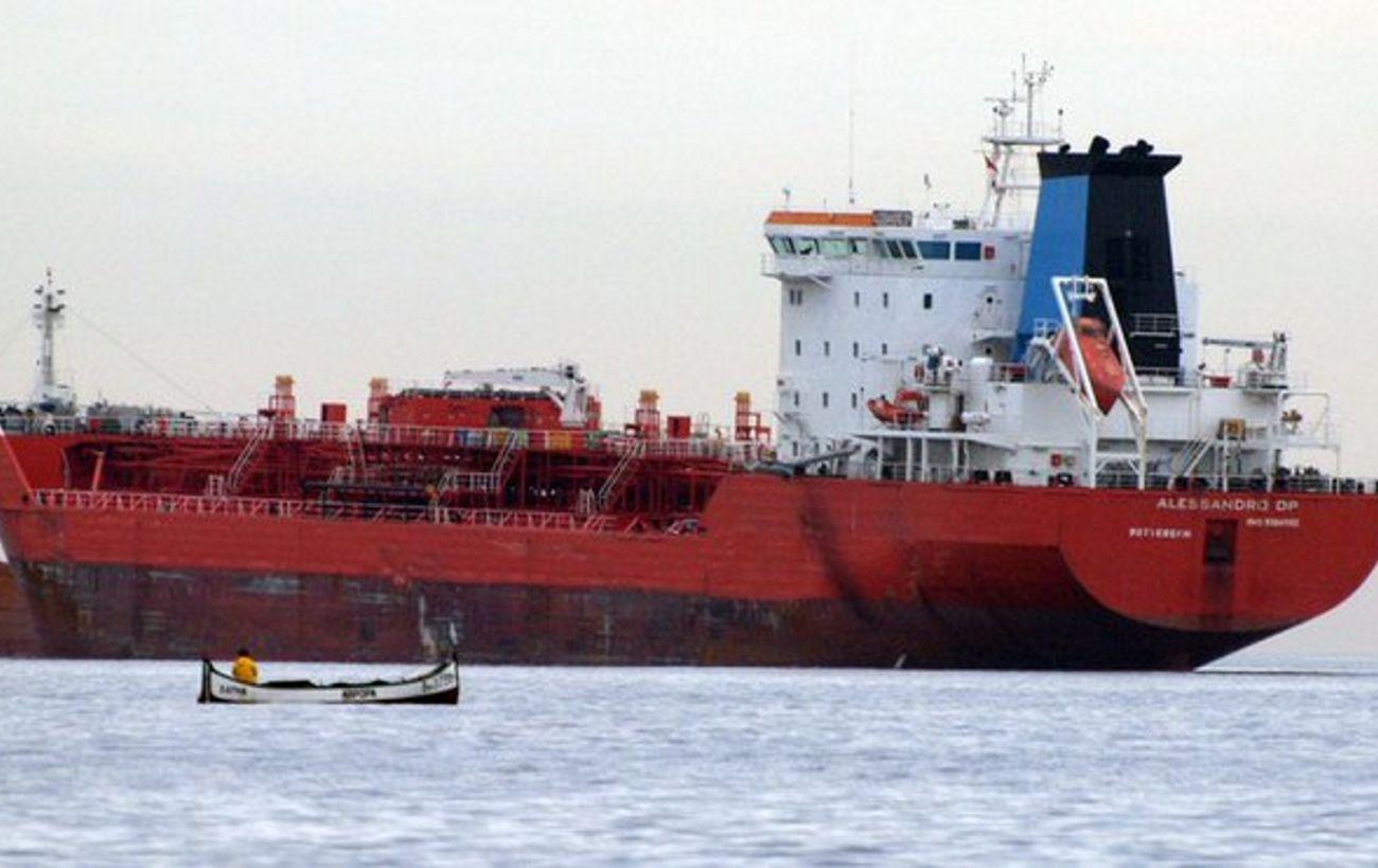Затонувшее возле берегов Болгарии судно с удобрениями несет угрозу окружающей среде, - экологи