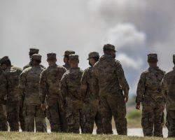 В Сирии атаковали военную базу США: военные не пострадали
