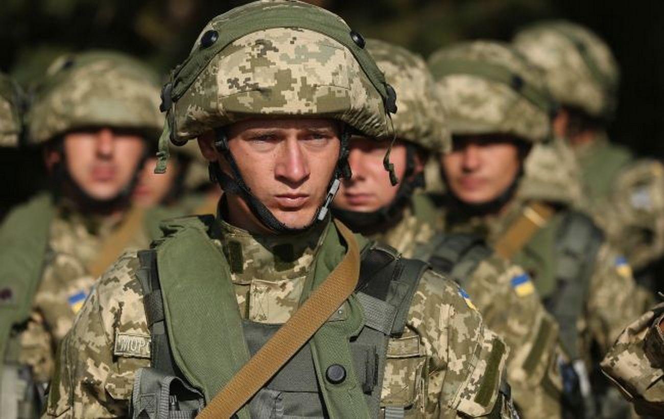 В Северодонецке впервые прошел военный парад