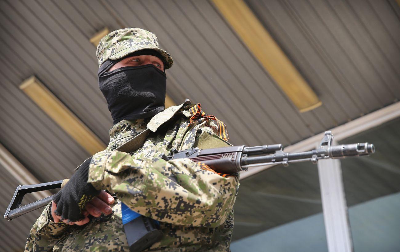 Боевики устроили учения с боевой стрельбой на выходных, - отчет ОБСЕ
