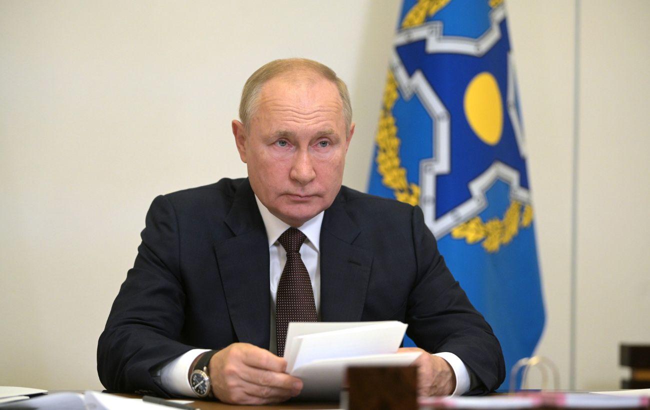 У Путина отвергли влияние на цены на газ в Европе: РФ выполняет все обязательства